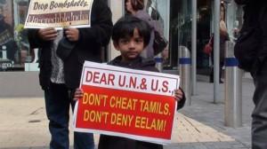 tamil-protest