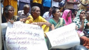 muthur_protest